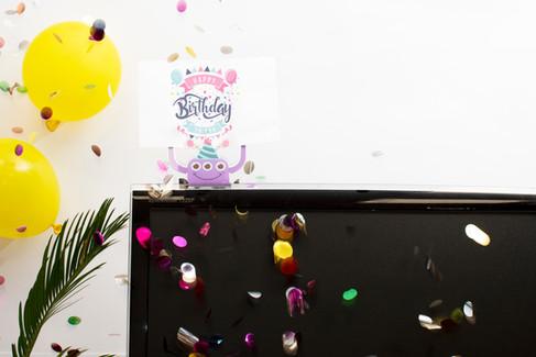 מחזיק ברכת יום הולדת