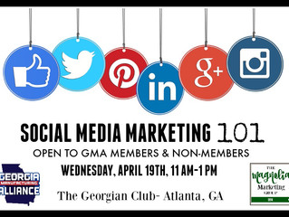 Social Media Marketing 101 Workshop