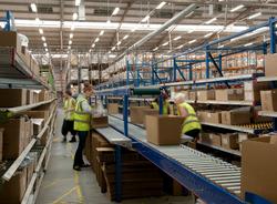 Warehouse Layout Design