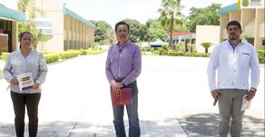 Presentan estrategia de regreso a clases en Veracruz: Gobierno, SEV y SEB