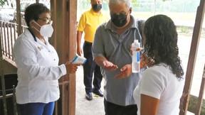 Zona 045 Chontla realiza 8a sesión de CTZ de manera presencial y voluntaria