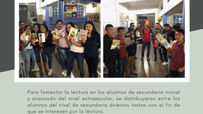 Donación de libros de texto para alumnos de EBAS: Zona 022 Orizaba