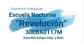 Experiencias pedagógicas: escuelas nocturnas, Zona 064-Xalapa