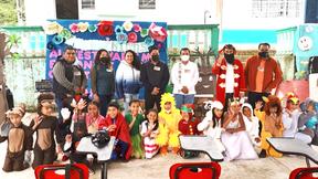 Festival Cuentacuentos en Texopa, Alpatláhuac, Veracruz