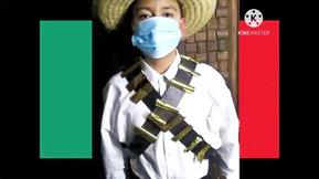 Conmemorando a distancia 110 años del inicio de la Revolución Mexicana