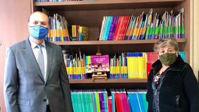 Próxima subsecretaria de Educación Básica: Martha Velda Hernández Moreno