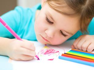 Qué dicen los dibujos de los niños