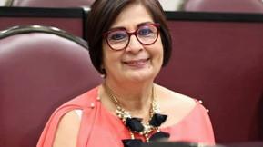 Diputada Corro Mendoza entrega insumos para prevención del Covid-19 a trabajadores de la DGEPE