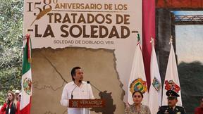 158 Aniversario de los Tratados de la Soledad