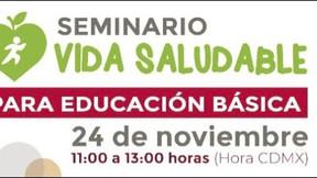 Vida Saludable para Educación Básica: resumen