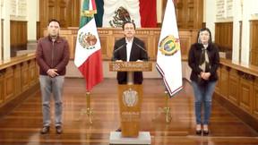 Estrategia de apoyo a personas desempleadas: Cuitláhuac García