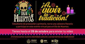 Día de Muertos: ¡A vivir la tradición!