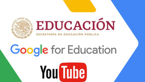 Google for Education: Agenda de webinars noviembre-diciembre