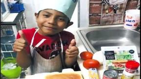 Cocinando saludable con la escuela Nicolás Bravo, Minatitlán Foráneas