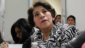 Delfina Gómez Álvarez: maestra de primaria y próxima Secretaria de Educación Pública