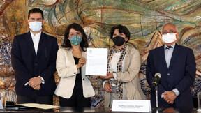 Nueva titular USICAMM: Adela Piña Bernal
