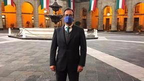 Esteban Moctezuma será el próximo embajador de México en EEUU: AMLO