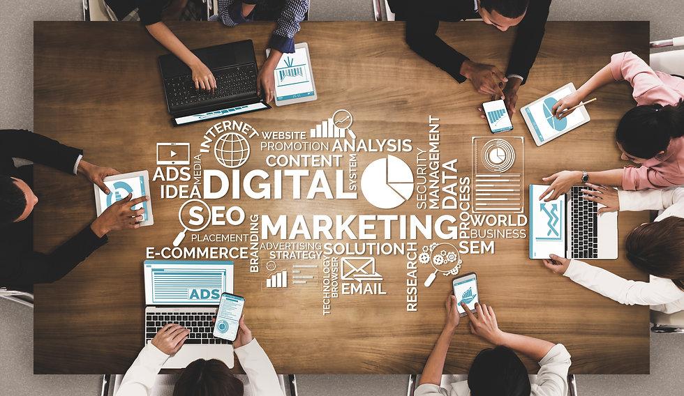 Paquetes de marketing digital