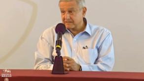 En vivo: Mensaje de AMLO, desde Villahermosa, Tabasco