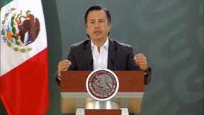 Conferencia matutina desde Xalapa, 15 de junio