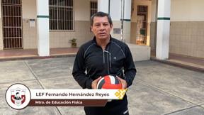 Actívate en casa 5. Sesión de futbol. Escuela Morelos Veracruz