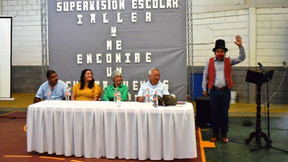 Alcaldesa Ofelia Jarillo asiste a capacitación Cuentacuentos