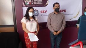 Dr. Irving Xochihua, nuevo supervisor de Coacoatzintla