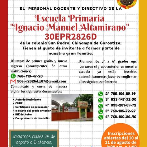 Chinampa, Col. San Pedro