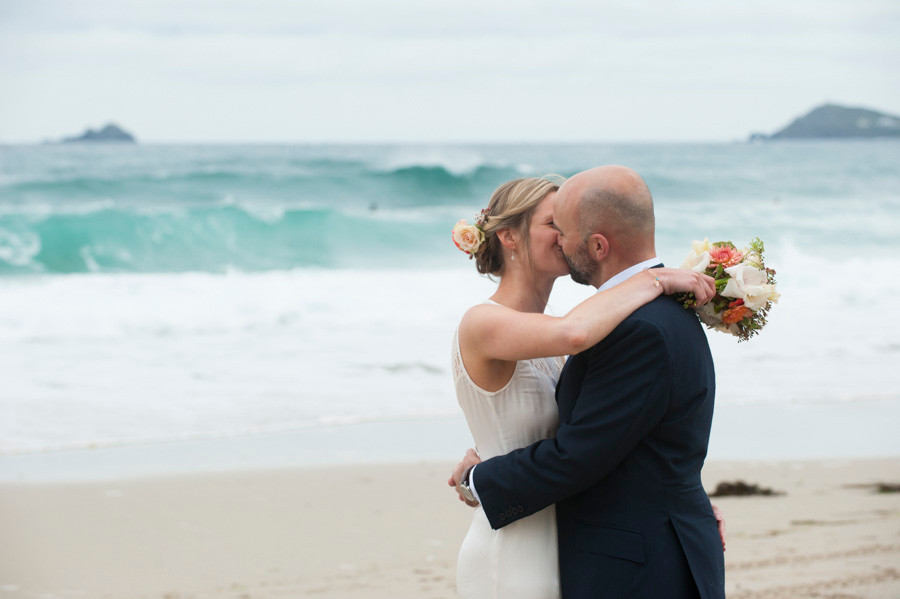 Elope, just the two of you, to BoHo Cornwall