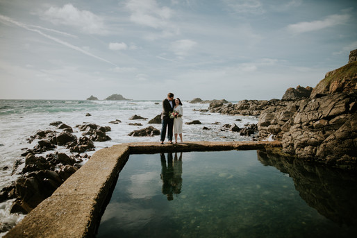 Just the two of you at BoHo Cornwall