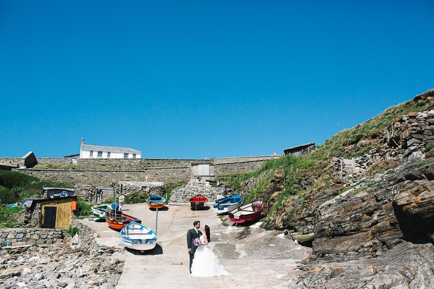 Elope to BoHo Cornwall