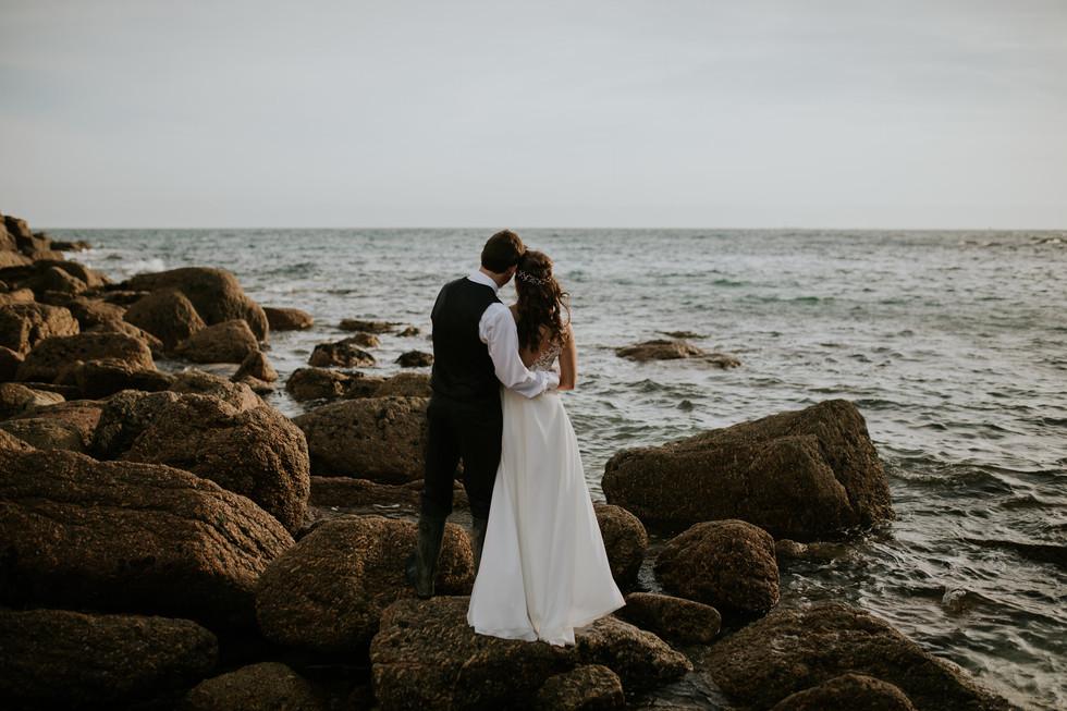 Weddings for 2 at BoHo Cornwall