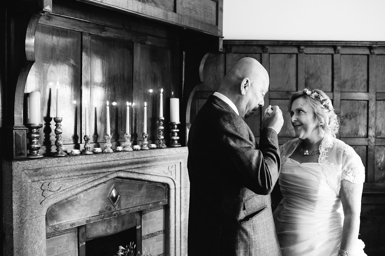 Intimate wedding at BoHo Cornwall