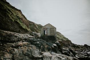Runaway Wedding UK at BoHo Cornwall