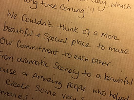 Elopement packages UK review