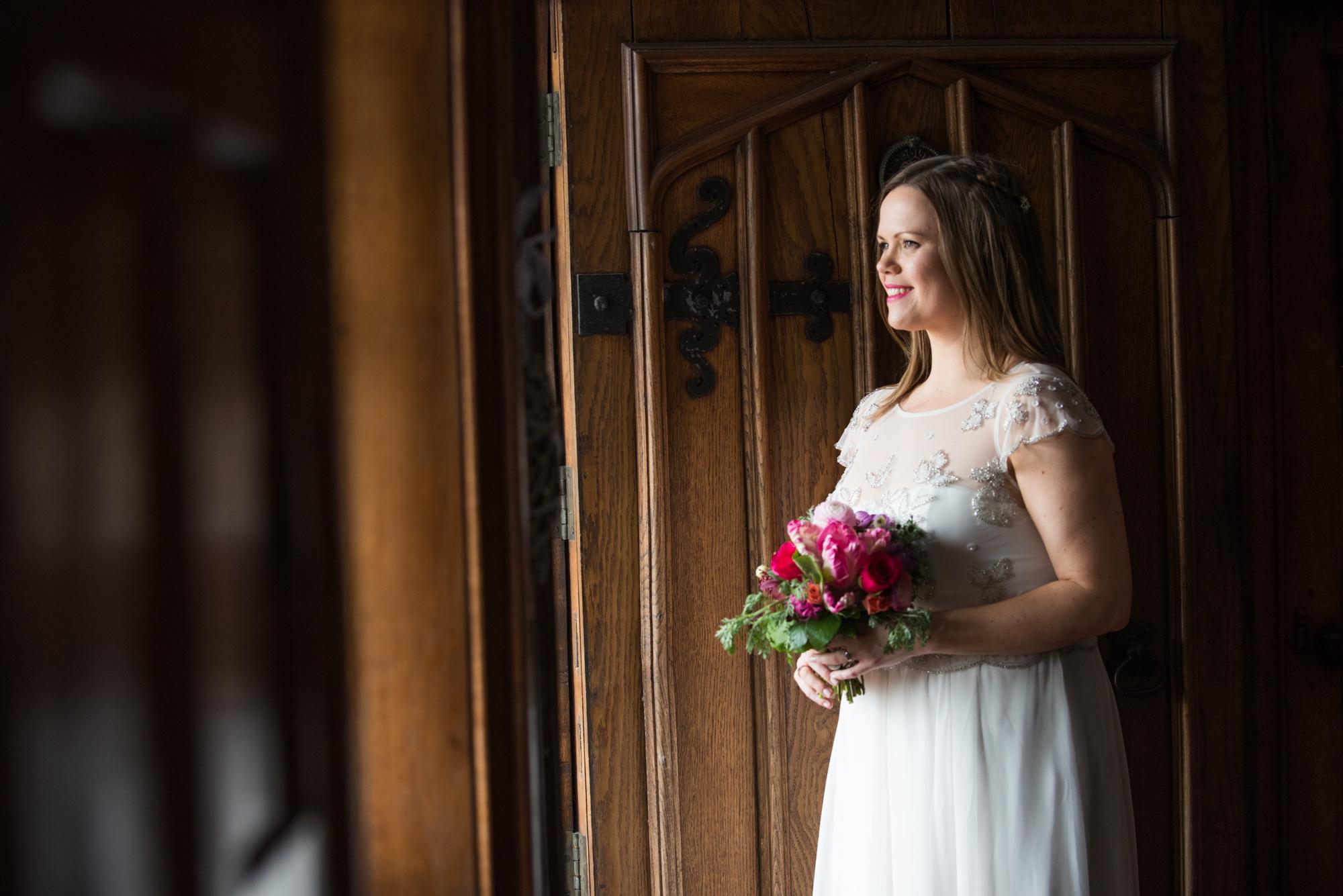 Small wedding at BoHo Cornwall