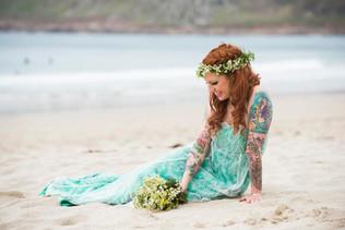 BoHo elopement at BoHo Cornwall
