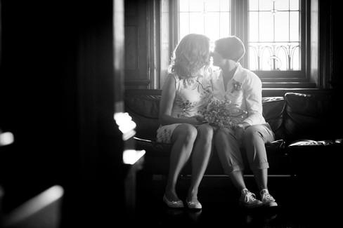 Same -sex Wedding at BoHo Cornwall