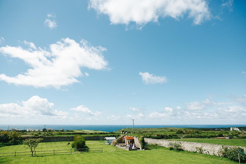 Intimate wedding venue Cornwall
