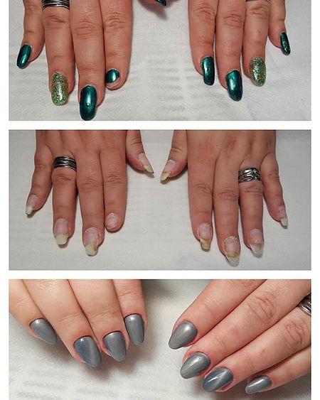 Trasformazione #milano #unghie #nails #n