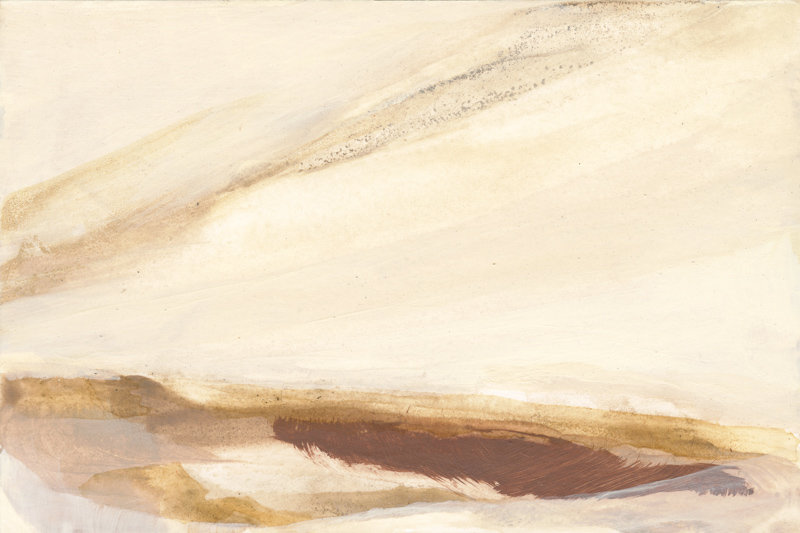 'Hot Sand' Print