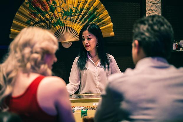 Cowboys Casino High Limit Room