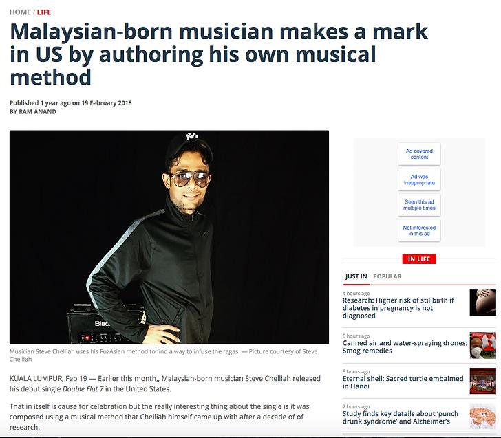 The Malay Mail (2018) - Kuala Lumpur, Ma