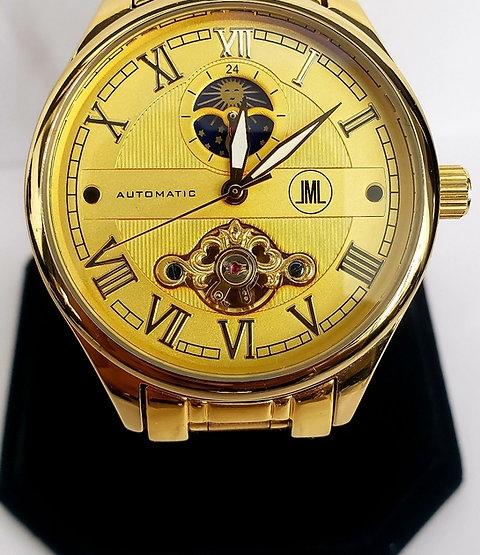 LML Luxury Gold Watch