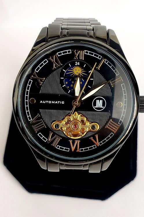 LML Luxury Black Watch