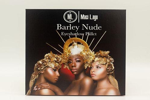 Barley Nude Eyeshadow Palette