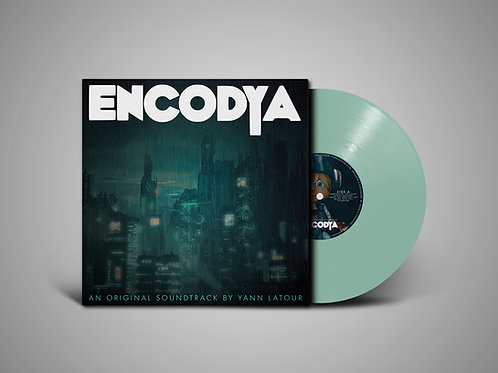 Pre-Order / ENCODYA Videogame Original Soundtrack