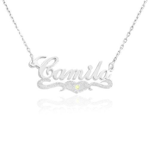 Custom Name Necklace | UsaNameNecklace.com | Personalized name necklaces.