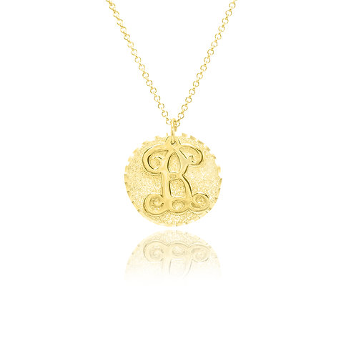 USAnamenecklace , Custom Jewelry , Monogram Name Necklace . Initial Necklace