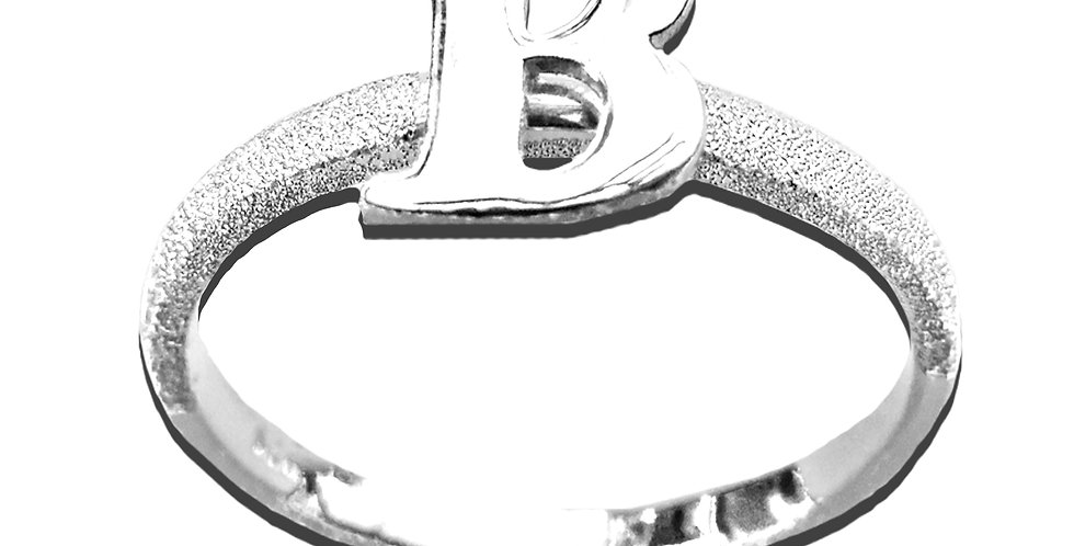 USA Name Necklace , Name Ring , Initial Ring